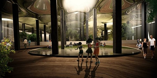 В Нью-Йорке откроют первый в мире подземный парк