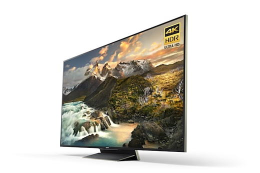 Sony показала новую линейку 4К HDR телевизоров