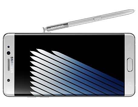 Утечка: официальные рендеры Samsung Galaxy Note 7