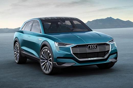 К 2020 Audi выпустит три электрокара