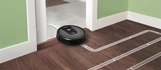 iRobot представила робот-пылесос Roomba 960