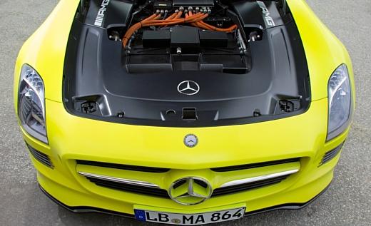 Daimler выпустит «как минимум» шесть электрокаров
