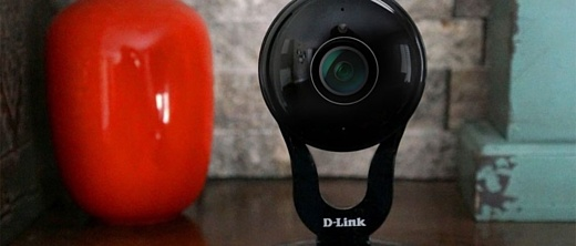 D-Link анонсировала домашнюю Wi-Fi камеру DCS-2530L
