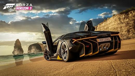 Геймер смог сыграть в Forza Horizon 3 вместе с умершим другом