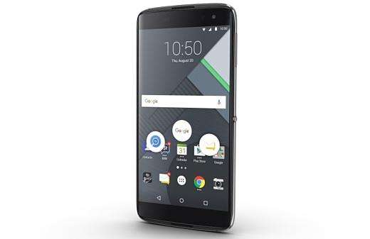 BlackBerry выпустила Android-смартфон DTEK60