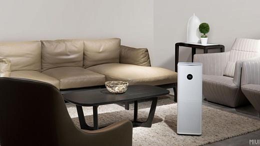 Xiaomi представила новый очиститель воздуха Mi Air Purifier Pro