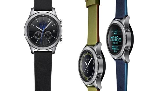 Стартовали продажи умных часов Samsung Gear S3