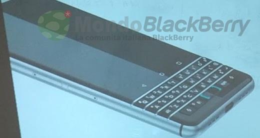 CEO BlackBerry: «Мы работаем над новым смартфоном с физической клавиатурой»
