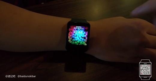 Отмененные умные часы Nokia попали на видео