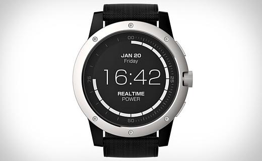 Matrix PowerWatch — умные часы, которые питаются от тепла вашего тела