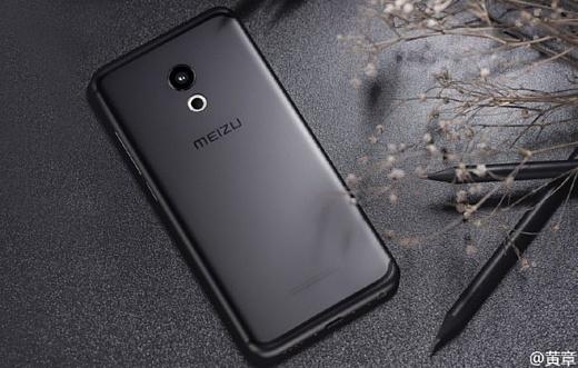 В Китае прошел сертификацию Meizu Pro 6 Plus