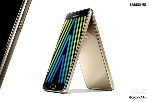 Утечка: характеристики Samsung Galaxy A7 (2017)
