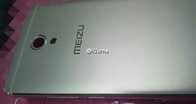 Утечка: фотографии Meizu M5 Note