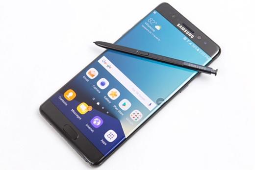 Gartner: «Из-за Note 7 Samsung потеряла рекордную долю рынка»