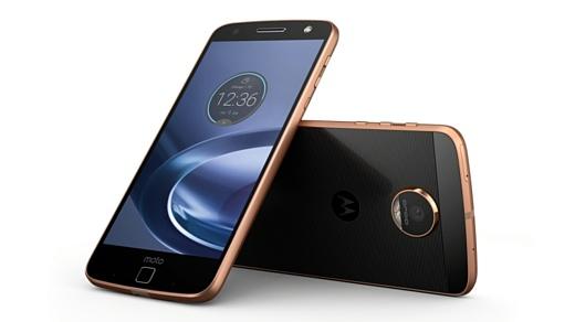 Motorola выпустила Nougat-обновление для Moto Z и Moto Z Force