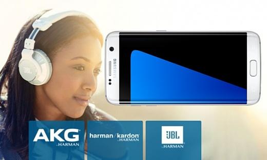 Аудио от Harman появится в смартфонах Samsung только в 2018