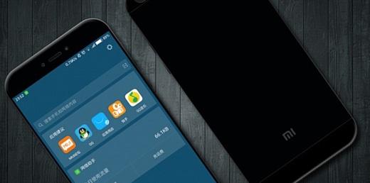 Опубликован рендер прототипа Xiaomi Mi 6