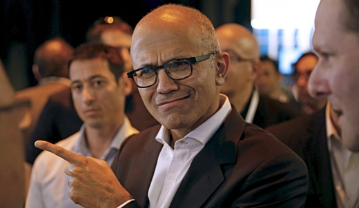 CEO Microsoft намекнул на выпуск «ультимативного» мобильного устройства
