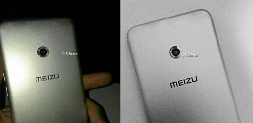 В сеть попали фото Meizu X