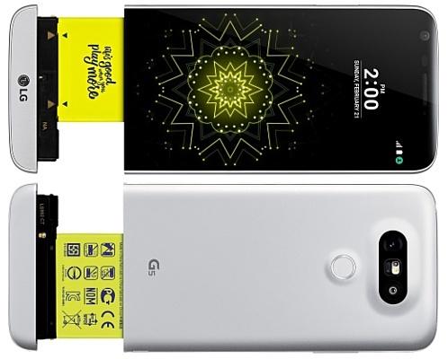 Неофициально: LG G6 получит съемную батарею