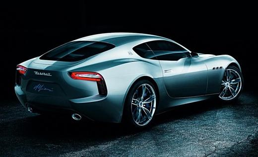 В 2020 Maserati выпустит Alfieri с электромотором