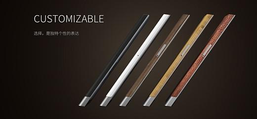 Опубликованы рендеры концепт-смартфона ZTE Nubia