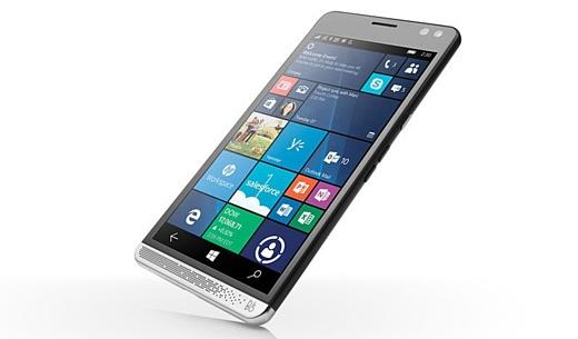 HP готовит новый среднебюджетный Windows-смартфон