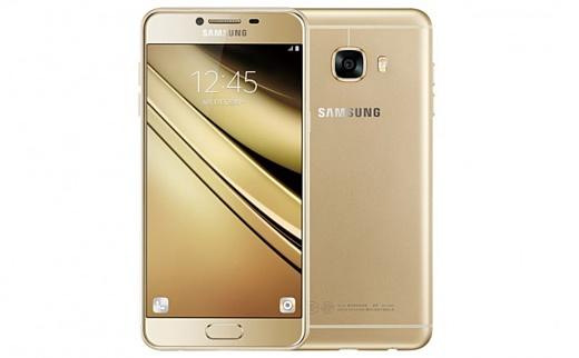 Samsung Galaxy C7 Pro заметили в базе AnTuTu