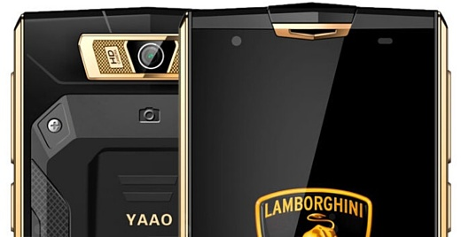 YAAO 6000 — стильный смартфон с 10900 мАч аккумулятором