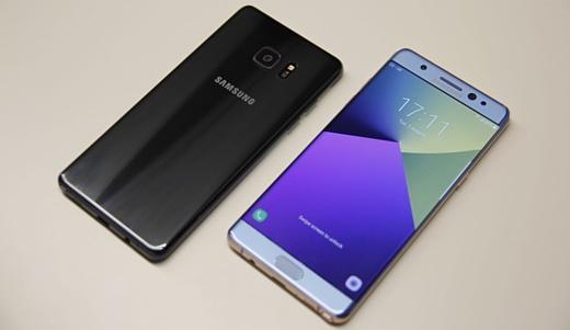 Samsung расскажет о причине брака Note 7 в декабре