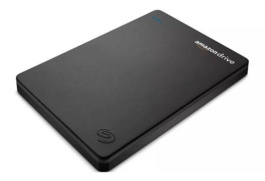 Seagate выпустила жесткий диск с синхронизацией Amazon Drive
