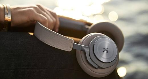 Bang & Olufsen анонсировала наушники Beoplay H9