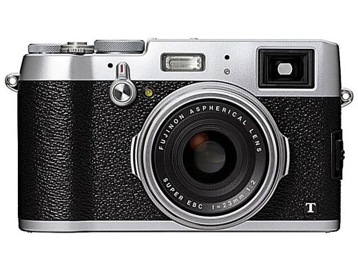 Утечка: характеристики камеры Fujifilm X100F