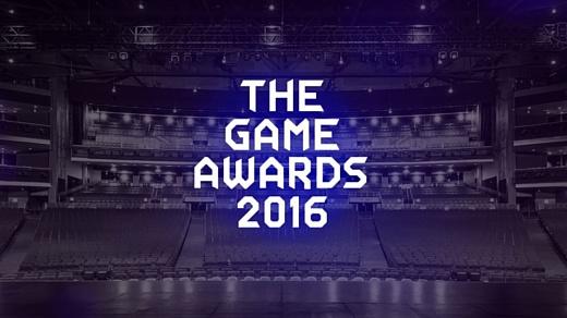 Объявлены победители The Game Awards 2016