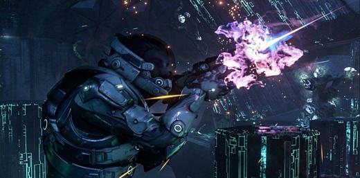 Bioware показала геймплей Mass Effect: Andromeda