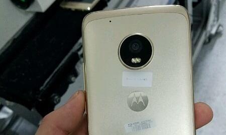 Утечка: фото Motorola Moto X (2017)