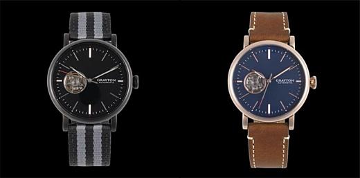 Grayton представила механические умные часы Origin