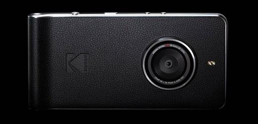 Kodak начнет продажи своего смартфона Ektra 9 декабря
