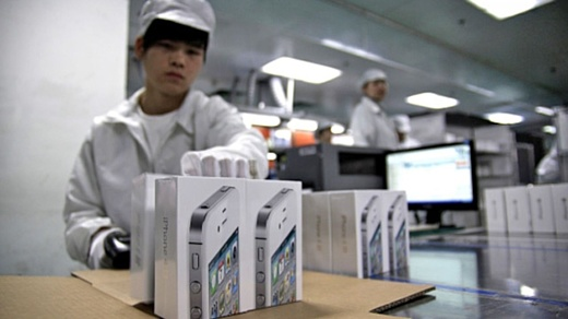 Бывшего менеджера Foxconn обвинили в краже iPhone на сумму в $1.5 млн