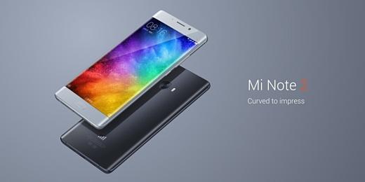 Xiaomi опровергла слухи о «плоском» Mi Note 2