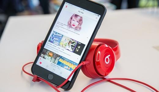 Количество подписчиков Apple Music превысило 20 млн