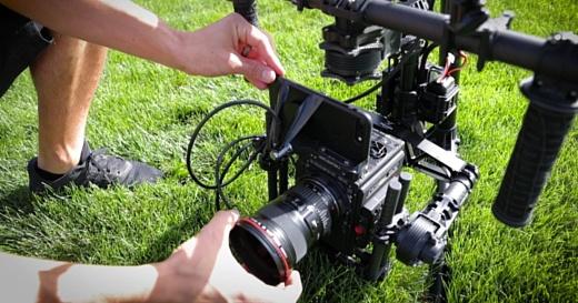 Видео: камеру iPhone 7 сравнили с RED Weapon за $50 тысяч