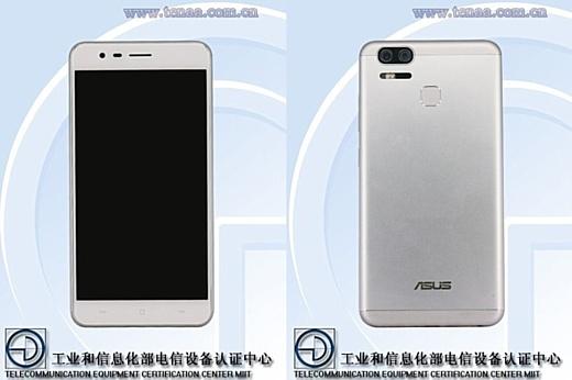 Утечка: фото и характеристики Asus Z01HDA