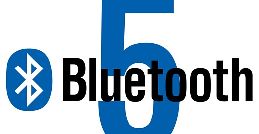 Принята спецификация Bluetooth 5