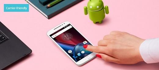 Утечка: характеристики смартфона Motorola Moto Cedric