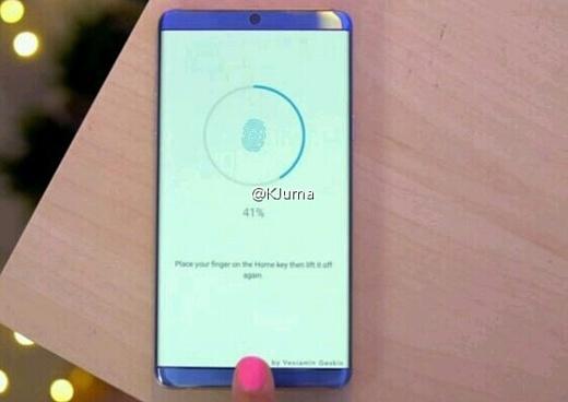 Утечка: первое фото Huawei Honor Magic