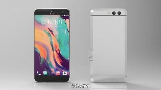 Слух: HTC 11 получит 8 ГБ RAM и 256 ГБ ROM