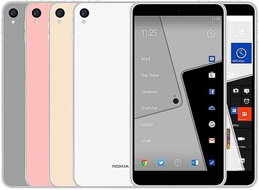 Цены Android-смартфонов Nokia будут начинаться со $150