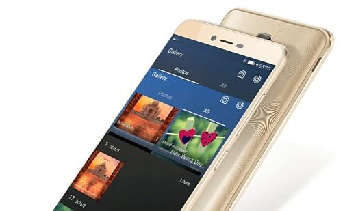 Gionee представила недорогой смартфон P7