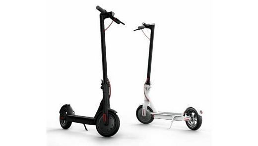 Xiaomi анонсировала электрический скутер Mi Electric Scooter